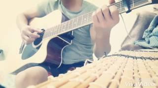 NHỚ GIA ĐÌNH. Cover guitar by Hùng Út.