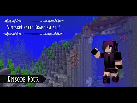 VintageCraft Craft Em All Challenge! Episode 4 -