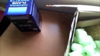 unboxing pedido cachimbasyshishas.com