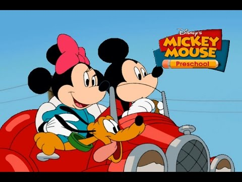 Mickey Mouse Clubhouse Car Game