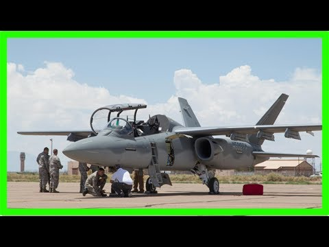 Congress eager for results of air force's light attack aircraft demo | military.com