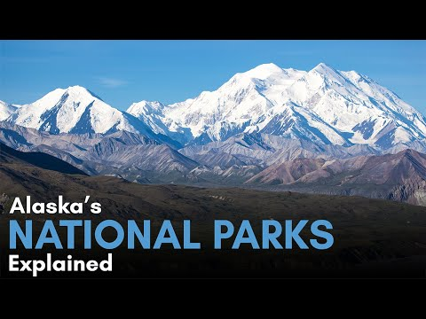 Alaska's 8 National Parks, Explained