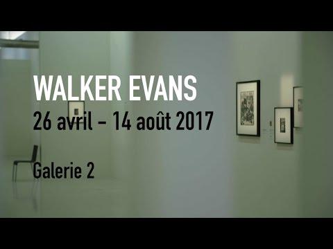 Bande-annonce   Walker Evans   Exposition   Centre Pompidou
