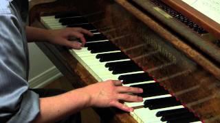 Bear McCreary - Something Dark Is Coming - Solo Piano