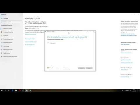 [DE] Intel RST Treiber Windows Update Fehler