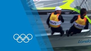 Olympic Sailing: Deconstructed | Faster Higher Stronger