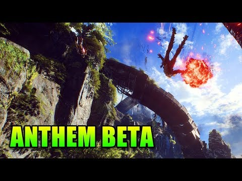 Anthem Getting a Beta! - This Week in Gaming | FPS News