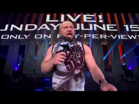 Bully Ray brings the Tables to get Revenge (May 29, 2014)