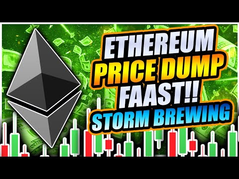 ETHEREUM CRASH COMING!!?? BITCOIN GOING TO $60,000 THIS WEEK!!!!