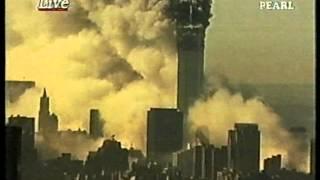 Hong Kong TVB Pearl 911 Newsflash (Jameson Wong), 2001.09.11(Clip 3)