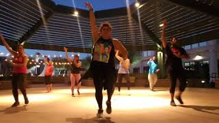 MADE FOR NOW - Janet Jackson & DY - Zumba