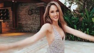 Indahnya DADA Cinta Laura Kiehl_ jangan di tonton!!