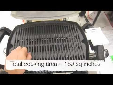 Premium Gas Prices >> Weber Q100 Grill Review - YouTube