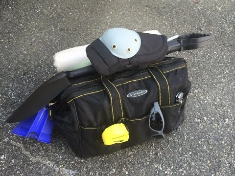Emergency Survival Bag from Harbor Freight Tools: A Survival / Bug Out Bag Challenge