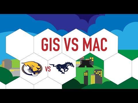 2018 ACSC Girls Soccer Tournament: GIS v. MAC (04/11/18) @YISS