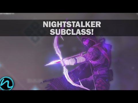 Destiny 2 - How To Unlock Nightstalker Subclass