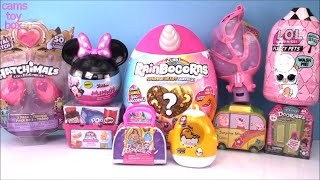 LOL Fuzzy PETS WAVE 2 Random Surprises Unboxing TOYS RianBoCorns Peppa PIG Minnie