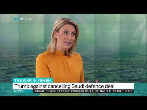U.S.-Saudi Arabia sign $15 B missile defense deal