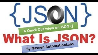 What is JSON? A Quick Overview!