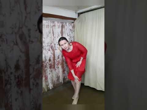 Обзор красного платья от Avon