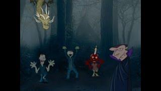 Horror Halloween Escape Video Walkthrough