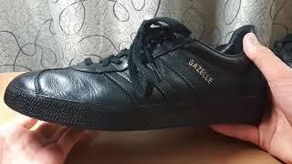 что произошло с adidas gazelle спустя 3 месяца !!!!
