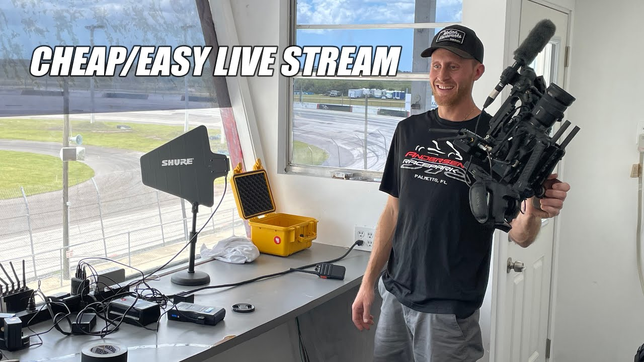 We Threw Together a Last Minute Live Stream for Spectator Drags at FF!!