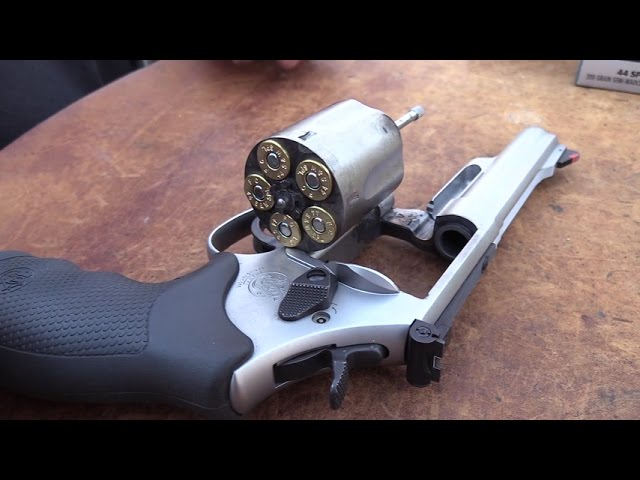 S&W Model 69 .44 Magnum  Chapter 2