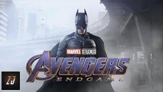 Dark Knight - (Avengers: Endgame Style)