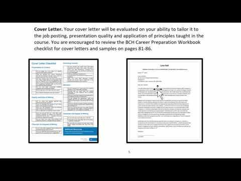 HTH901 Resume Evaluation - YouTube