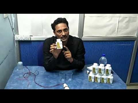 Modicare -Spirulina health product demo