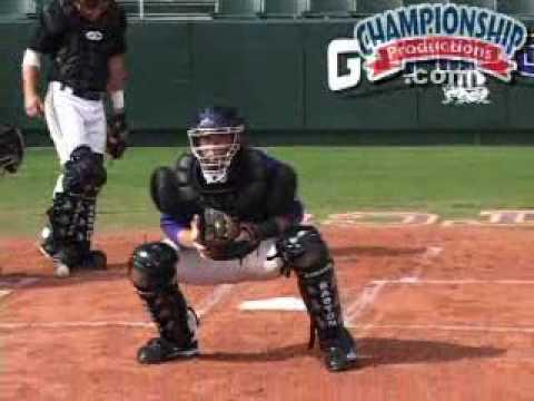 Ryan Shotzberger:  Skills and Drills for Catchers