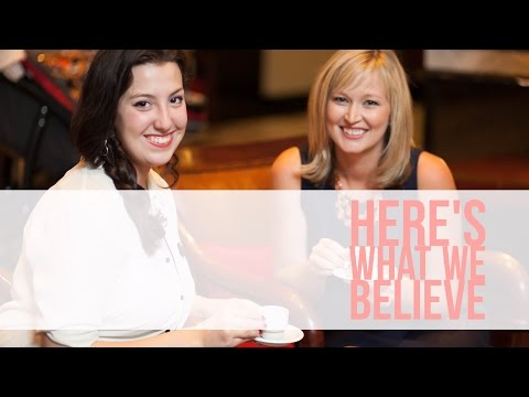 Here's What We Believe at Classy Career Girl
