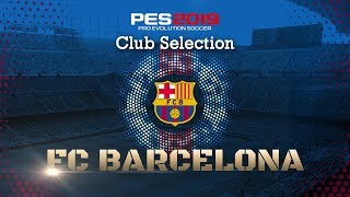 Fc barcelona featured players are live in #pes2019 #myclub. esrb rating: everyone visit the pes 2019 website for all details: https://www.konami.com/wepe...