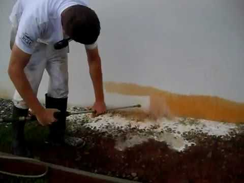 Low Pressure Red Clay Removal