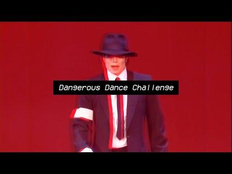 Dangerous Dance Challenge | Michael Jackson