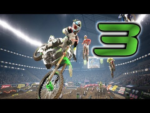 HYPE!!! Monster Energy Supercross 3 – The Official Videogame