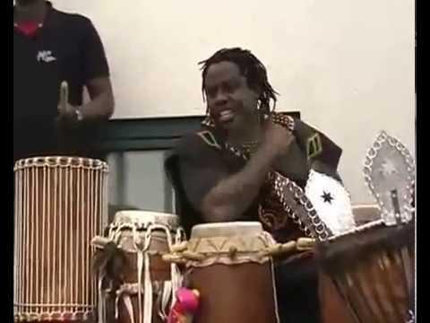 African Sound auf dem Brunnenfest Oberursel 2008