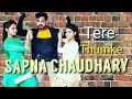 Tere Thumke Sapna Chaudhary || Nanu ki jaanu || Abhay Deol and Sapna Choudhary || R.k. Awesome Dance