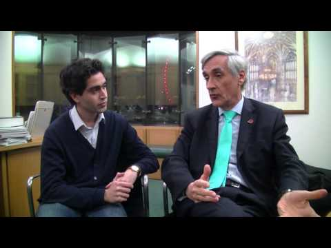 John Redwood's car crash interview on leaving the EU