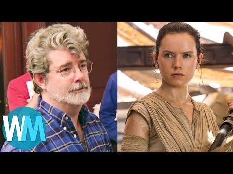Top 5 Reasons That Star Wars Has Surpassed George Lucas