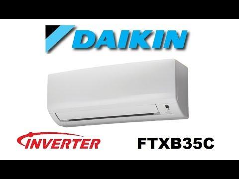Видеообзор Кондиционера Daikin FTXB35C Inverter