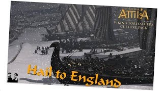 TOTAL WAR: ATTILA #07 - Hail to England | Gameplay | Wikingervorfahren | Deutsch/German | Let