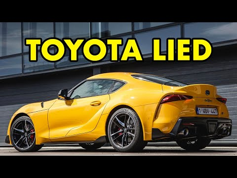 Honest 2020 Toyota Supra Commercial