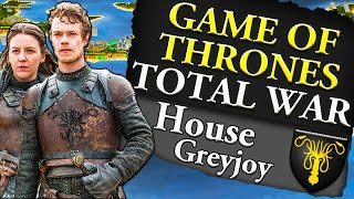 RISE OF HOUSE GREYJOY!!! Game of Thrones Total War: House Greyjoy Campaign Gameplay