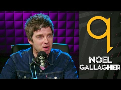 "Oasis' Noel Gallagher brings ""Chasing Yesterday"" to Studio q"