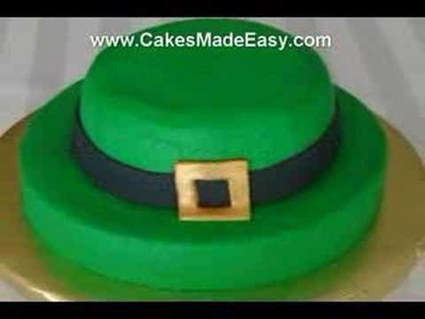 Cake Decorating St Patrick Day : St. Patrick s Day Cake Decorating Tips - YouTube