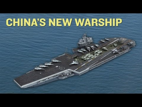 China Builds New Aircraft Carrier to Expand Military Muscle | China Uncensored
