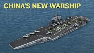 china builds new aircraft carrier to expand military muscle   china uncensored