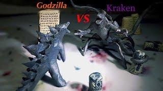 Kraken Vs Godzilla Videos Clips